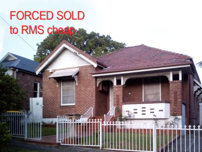 WestCONnex/RMS has offered Kim Sun well under market value for his home